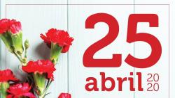 Cartaz Comemorações 25-04