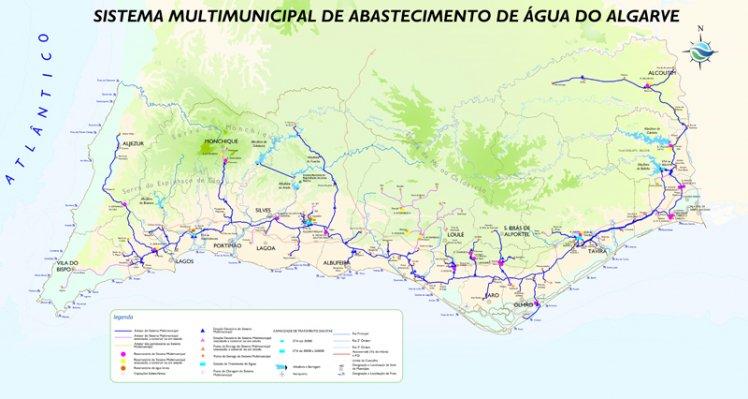 Sistema Multimunicipal de Abastecimento de Água ao Algarve